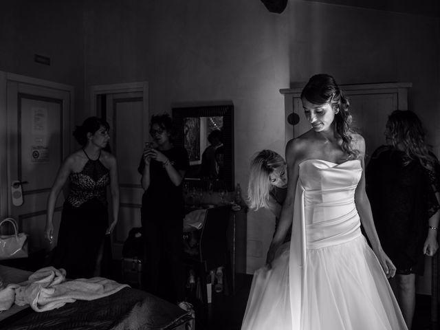 Il matrimonio di Enrico e Stefania a Castagneto Carducci, Livorno 21