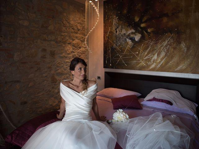 Il matrimonio di Enrico e Stefania a Castagneto Carducci, Livorno 27