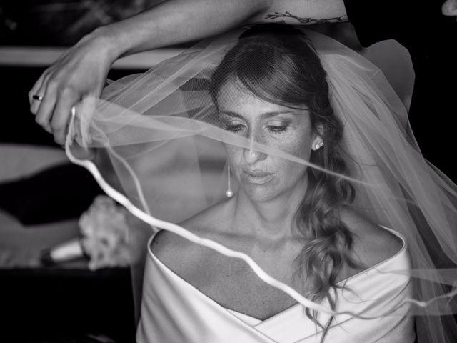 Il matrimonio di Enrico e Stefania a Castagneto Carducci, Livorno 1