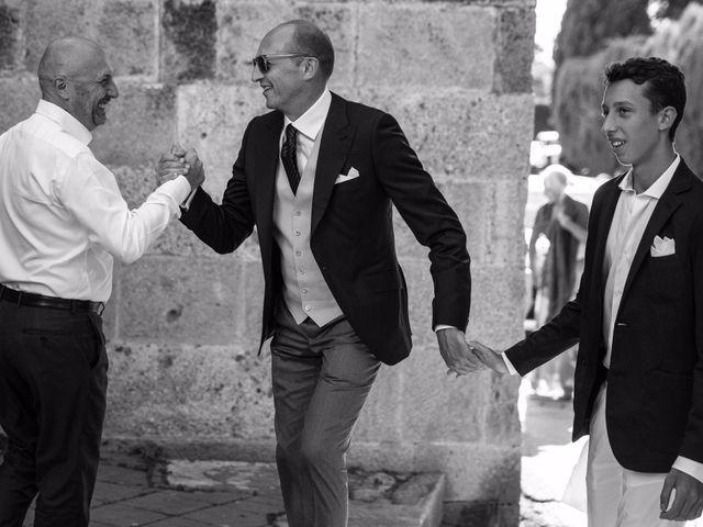 Il matrimonio di Enrico e Stefania a Castagneto Carducci, Livorno 35