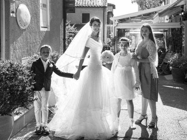 Il matrimonio di Enrico e Stefania a Castagneto Carducci, Livorno 36