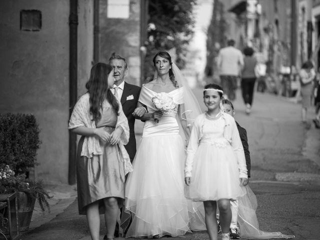 Il matrimonio di Enrico e Stefania a Castagneto Carducci, Livorno 37