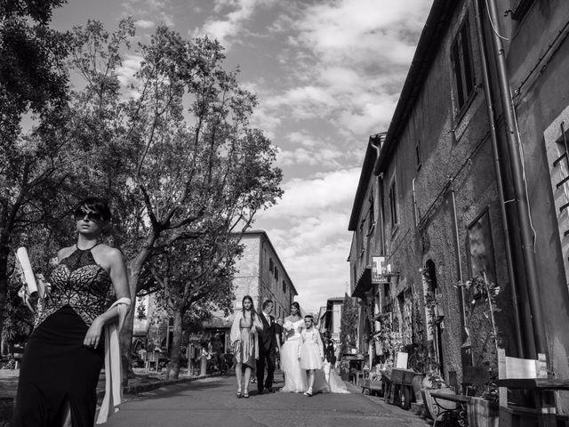 Il matrimonio di Enrico e Stefania a Castagneto Carducci, Livorno 38