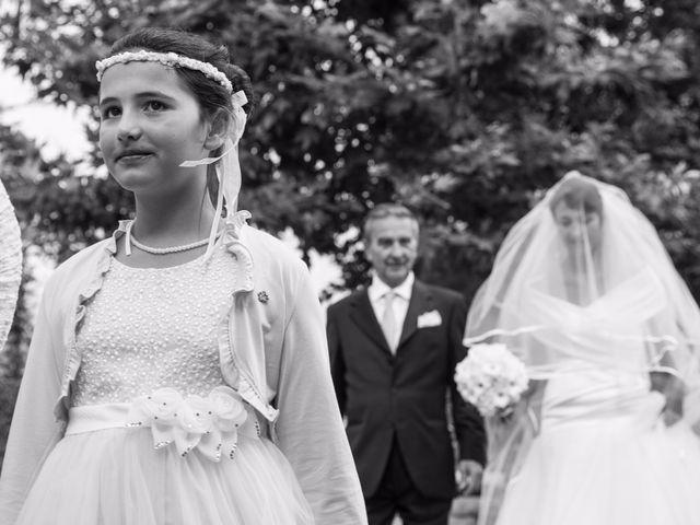 Il matrimonio di Enrico e Stefania a Castagneto Carducci, Livorno 40