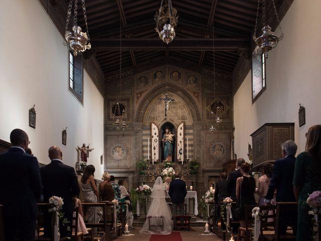 Il matrimonio di Enrico e Stefania a Castagneto Carducci, Livorno 44