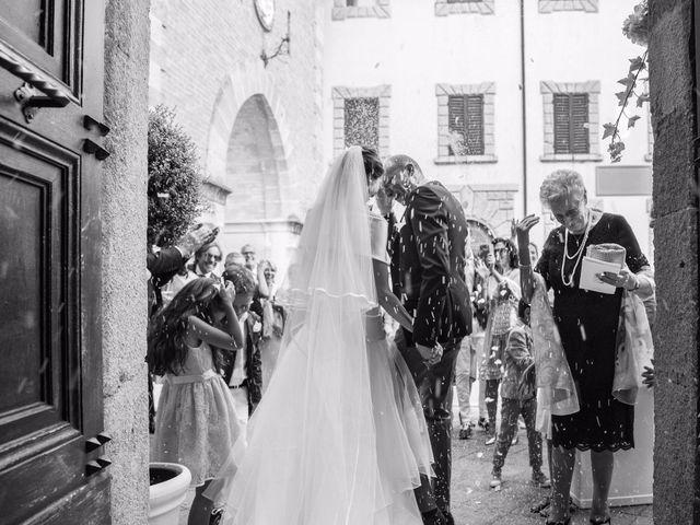 Il matrimonio di Enrico e Stefania a Castagneto Carducci, Livorno 47