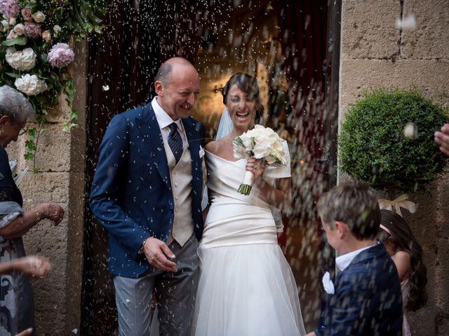 Il matrimonio di Enrico e Stefania a Castagneto Carducci, Livorno 48