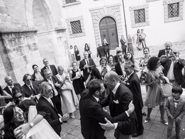 Il matrimonio di Enrico e Stefania a Castagneto Carducci, Livorno 49