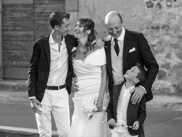 Il matrimonio di Enrico e Stefania a Castagneto Carducci, Livorno 53