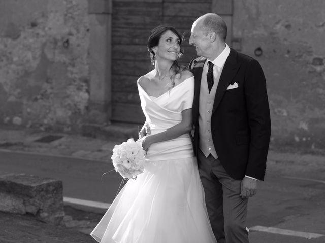 Il matrimonio di Enrico e Stefania a Castagneto Carducci, Livorno 54