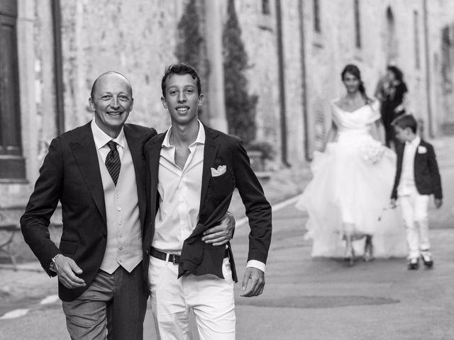 Il matrimonio di Enrico e Stefania a Castagneto Carducci, Livorno 55
