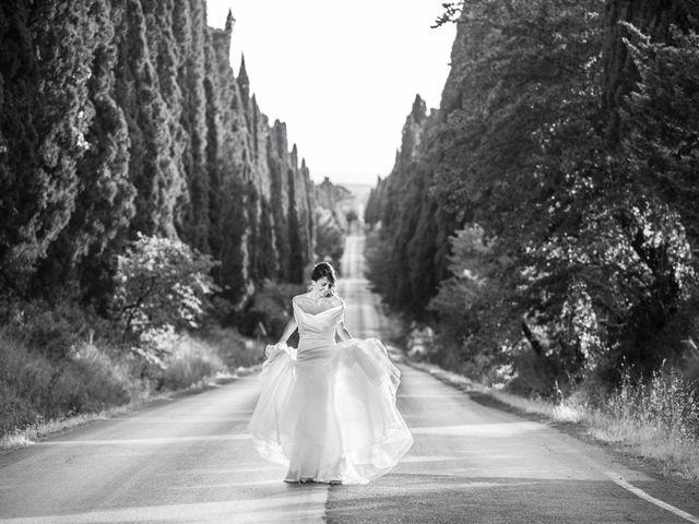 Il matrimonio di Enrico e Stefania a Castagneto Carducci, Livorno 59