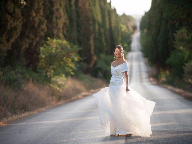 Il matrimonio di Enrico e Stefania a Castagneto Carducci, Livorno 60
