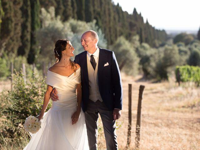 Il matrimonio di Enrico e Stefania a Castagneto Carducci, Livorno 63