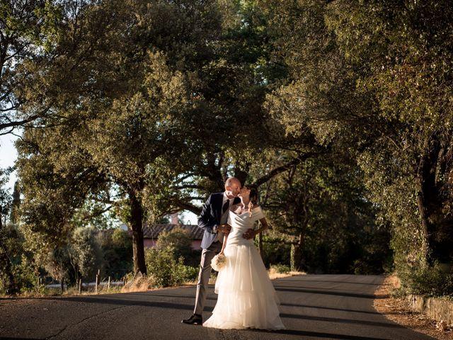 Il matrimonio di Enrico e Stefania a Castagneto Carducci, Livorno 64