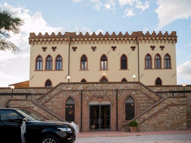 Il matrimonio di Enrico e Stefania a Castagneto Carducci, Livorno 66