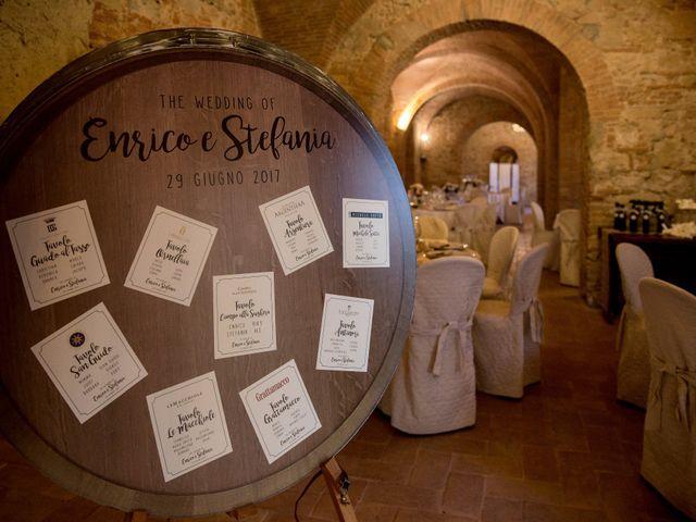 Il matrimonio di Enrico e Stefania a Castagneto Carducci, Livorno 70