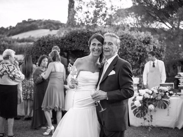 Il matrimonio di Enrico e Stefania a Castagneto Carducci, Livorno 71