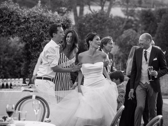 Il matrimonio di Enrico e Stefania a Castagneto Carducci, Livorno 72