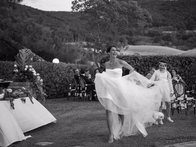 Il matrimonio di Enrico e Stefania a Castagneto Carducci, Livorno 73