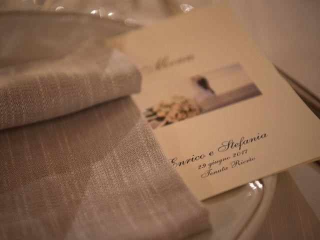 Il matrimonio di Enrico e Stefania a Castagneto Carducci, Livorno 76