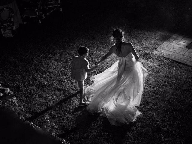 Il matrimonio di Enrico e Stefania a Castagneto Carducci, Livorno 79