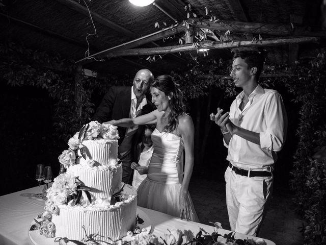 Il matrimonio di Enrico e Stefania a Castagneto Carducci, Livorno 81