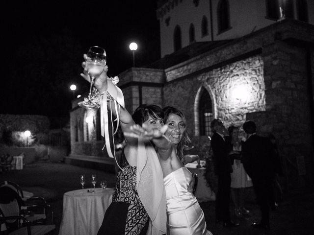 Il matrimonio di Enrico e Stefania a Castagneto Carducci, Livorno 82