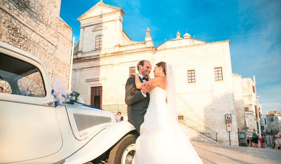 Il matrimonio di Pamela e Gianfranco a Cisternino, Brindisi