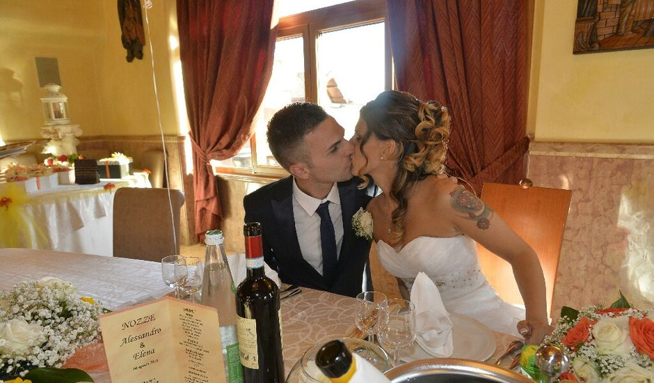 Il matrimonio di Alessandro e Elena a Ospitaletto, Brescia