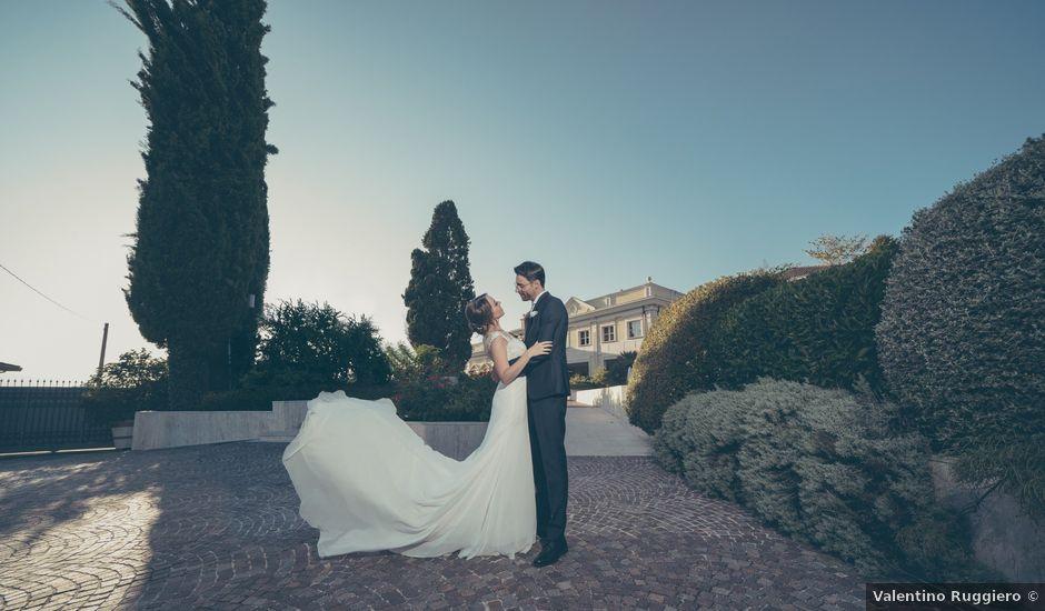 Il matrimonio di Arianna e Ernesto a San Valentino Torio, Salerno