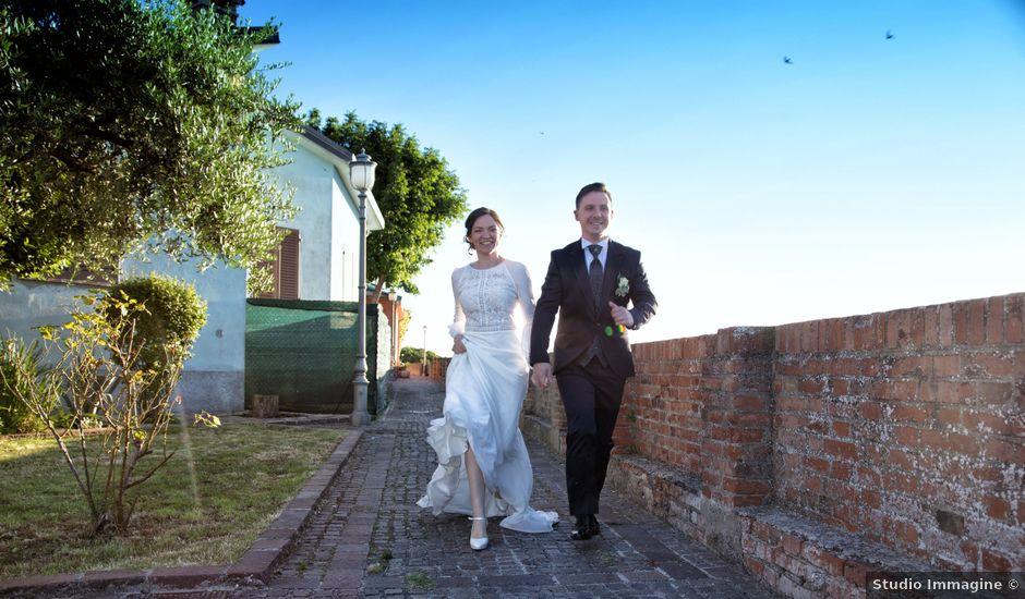 Il matrimonio di Daniele e Elisa a Misano Adriatico, Rimini