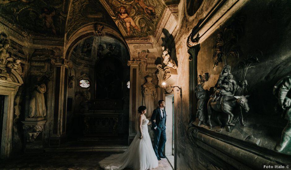 Il matrimonio di Lisa e Andrea a Torreglia, Padova