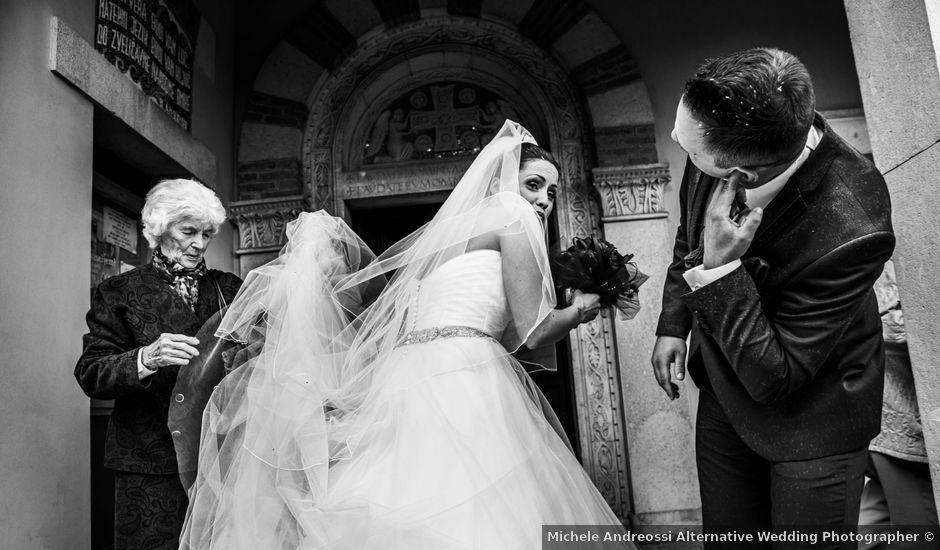 Il matrimonio di Dimitri e Elisa a Gorizia, Gorizia