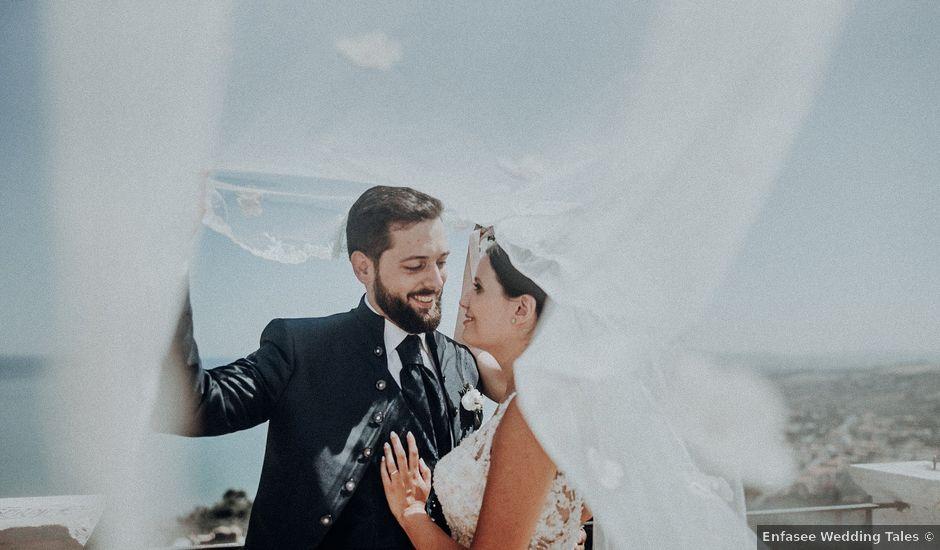 Il matrimonio di Emanuele e Anita a Vasto, Chieti