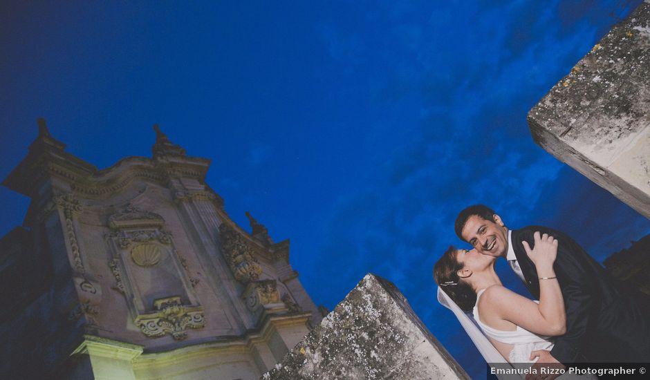 Il matrimonio di Giuseppe e Daniela a Lecce, Lecce