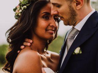 Le nozze di Eden e Andrea