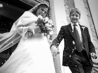 Le nozze di Miky e Andre