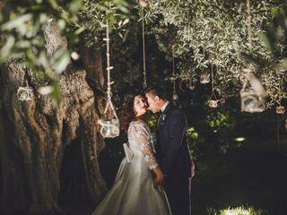 Le nozze di Madia e Antonio