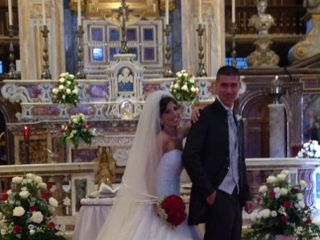 Le nozze di Emanuela e Diego