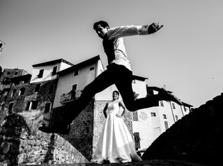 Le nozze di Brunella e Giacomo