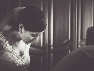 Le nozze di Cristina e Giuseppe 1
