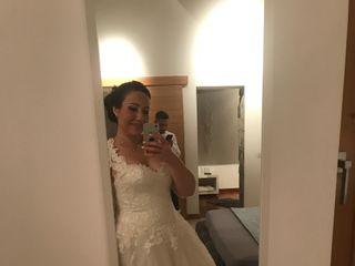 Le nozze di Clarissa e Andrea 1