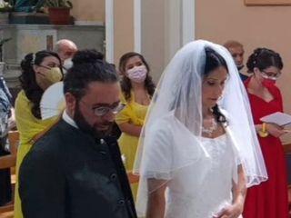 Le nozze di Aurora  e Diego 1
