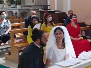 Le nozze di Aurora  e Diego 2