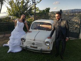 Le nozze di Aurora  e Diego