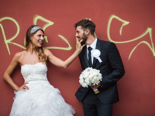 le nozze di Mara e Ruggiero