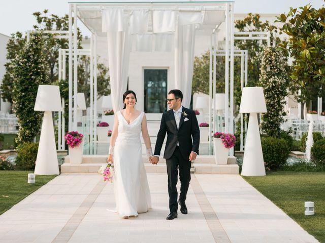 le nozze di Daniela e Dino