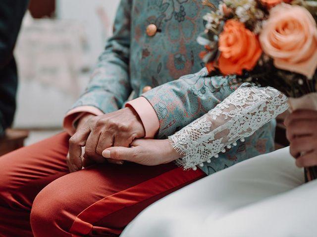 Il matrimonio di Luca e Francesca a Parabita, Lecce 45