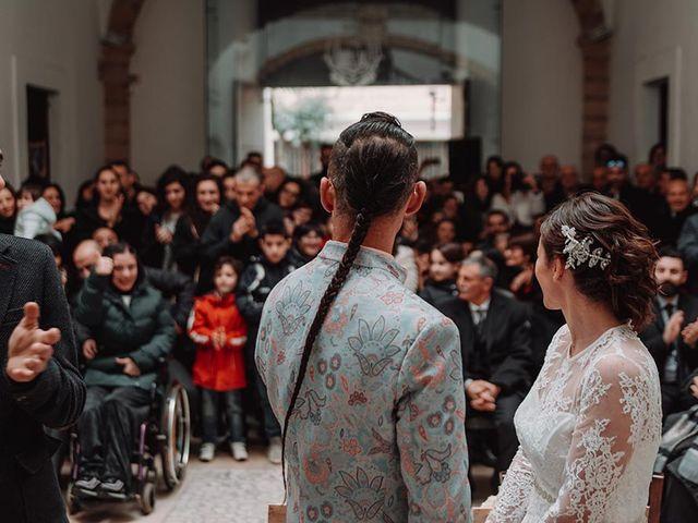 Il matrimonio di Luca e Francesca a Parabita, Lecce 50